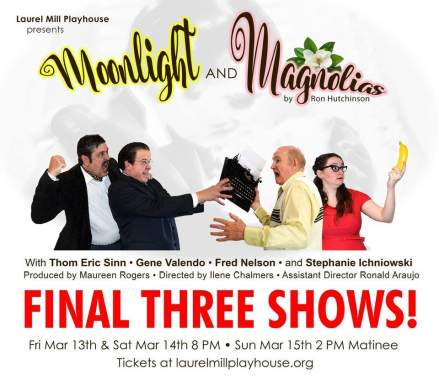 Final Show Flyer